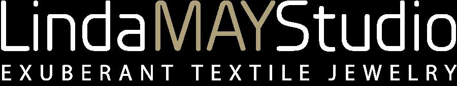 Linda May Studio Exuberant Textile Jewelry