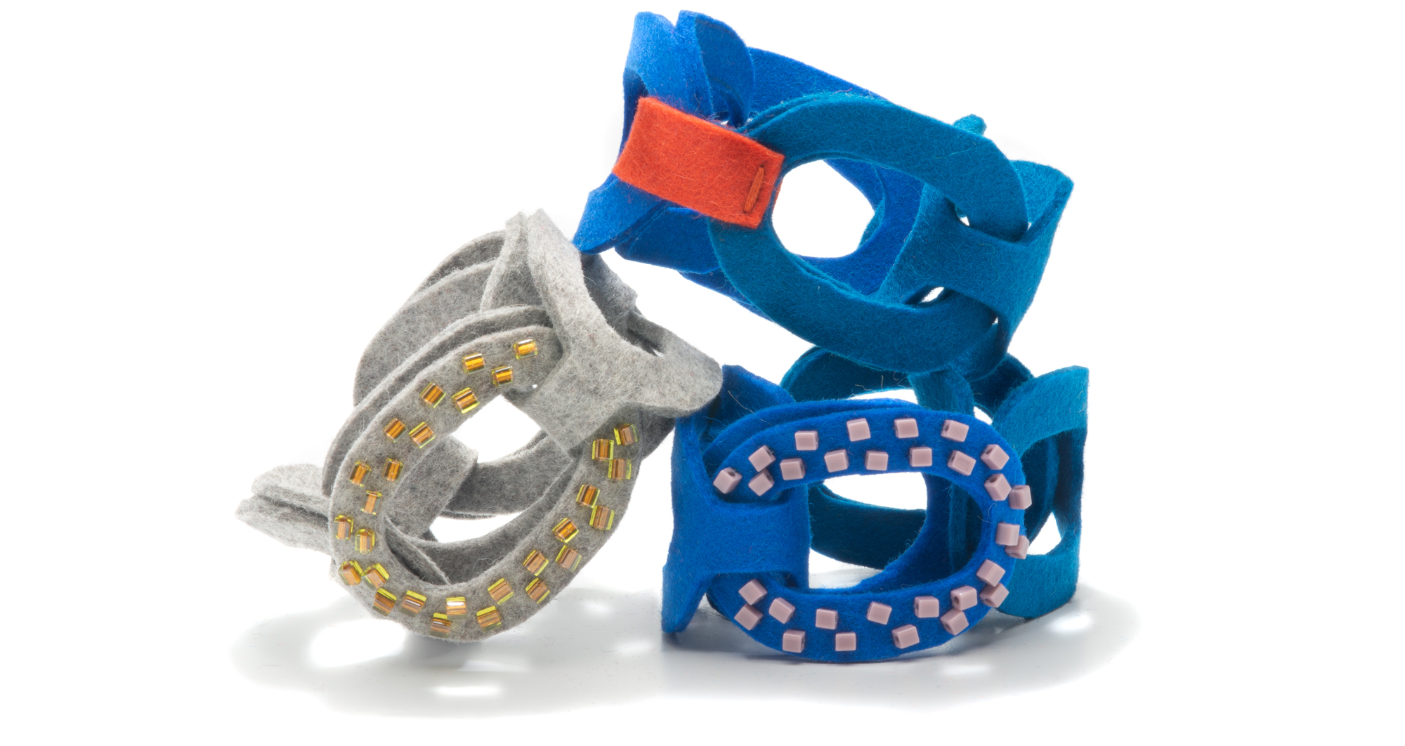 Felt Cuffs